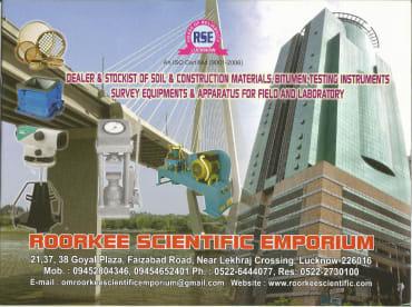 Roorkee Scientific Emporium