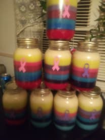 Queen Bee's Candles and Body Oils