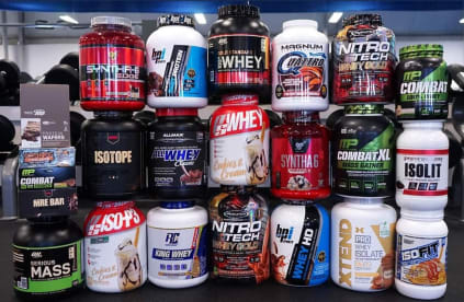 Vitamin & Supplements Store