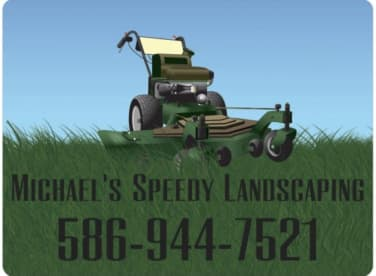 Michael's Speedy Landscaping