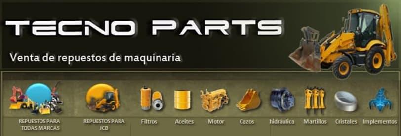 Tecno Parts Repuesto De Maquinaria