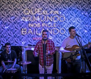 Makaú (flamenco - fusión)