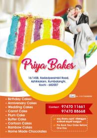 Priya Bakes