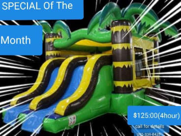 R & S Inflatable Bouncers