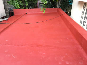 Napsy Waterproofing and Paints