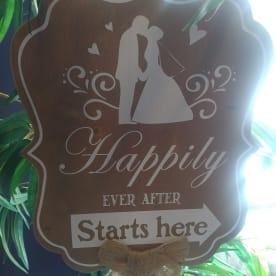 """""""As Is"""" Wedding Venue"""