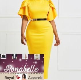 RONABELLE ROYAL APPARELS