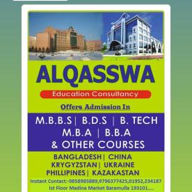 Alqasswa Consultancy
