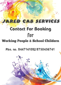 Jared Cab Services