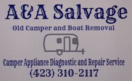 A&A Salvage - Old Camper And Boat Removal
