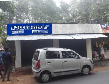 Alpha Electricals & Sanitary