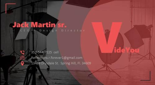 Jack Martin Videyou Promo
