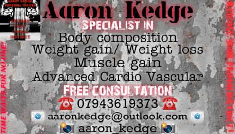 Aaron Kedge PT