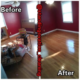 Standing Ovation Cleaning Company LLC