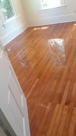 Second Chance Wood Floor Restoration & Installation