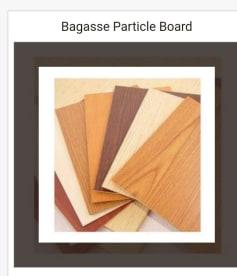 Particel Boards Mdf Boards