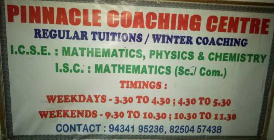 Pinnacle Educational Solutions Darjeeling