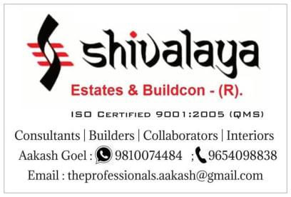 Shivalaya Estates & Buildcon - (Redg.)