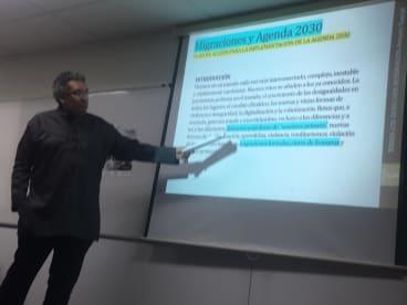 Antumi-Toasijé, Doctor en Historia, cultura y pensamiento