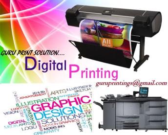 Guru Print Solution