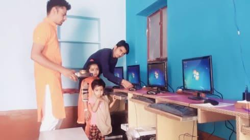 Computer Institute Centre Toliyasar