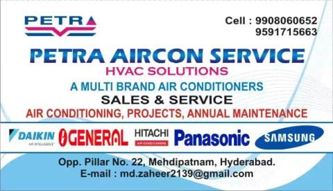 Petra Aircon Service