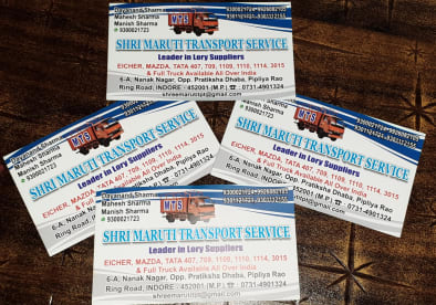 Shri Maruti Transport Service