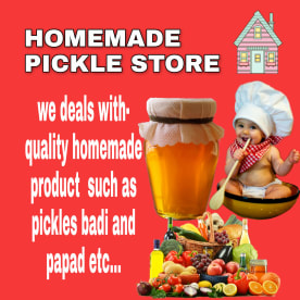 Homemade Pickle Store