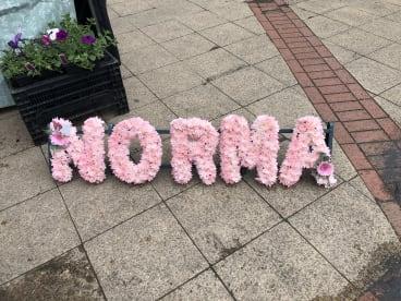 Grooms Blooms