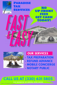 Paradise Tax Services