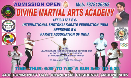 Divine Martial Arts Academy