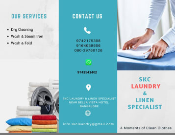Skc Laundry And Linen Specialist