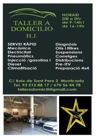 Taller a Domicili H & J