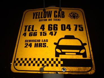 Sitio de Taxis -  #1 Yellow Cab