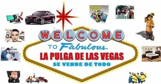 La Pulga De Las Vegas >> La Pulga De Las Vegas Se Vende De Todo Advertising Agency Las Vegas