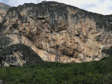 El Salto Rockclimbing
