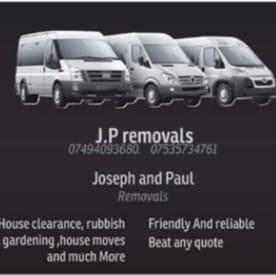 J.P Removals