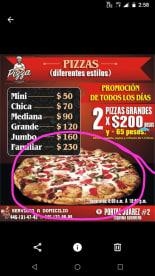 Pizzas Luisito