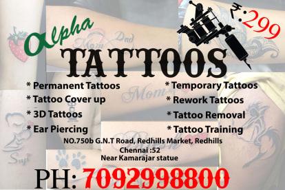 Alpha Tattoo Shop
