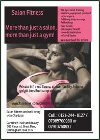 Salon Fitness and Massage