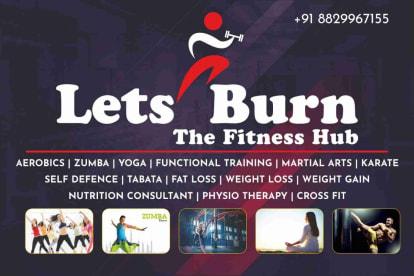 Lets Burn The Fitness Hub