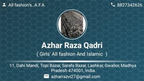 All Fashion's A.F.A