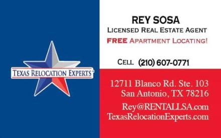 Rey Sosa - San Antonio Apartment Hunter