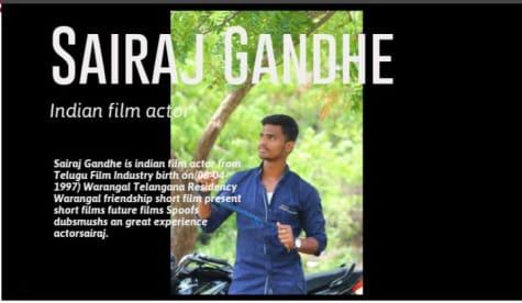 Sairaj Gandhe