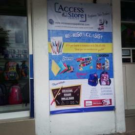 Access Papelería