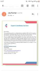 Expert Consultancy Services