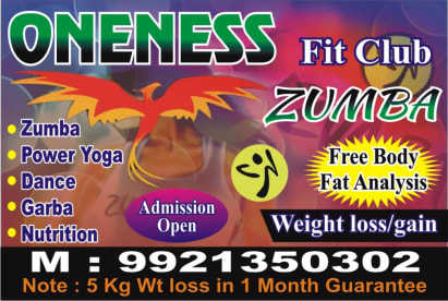 Oneness Fit Club