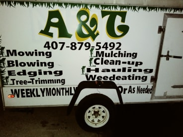 A & T Lawn Care Services Of Central Florida, Inc.