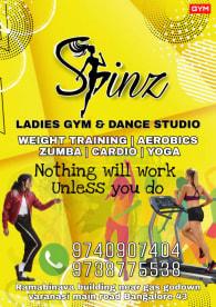 Spinz Ladies Gym And Dance Studio