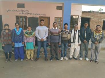 Dr. Ambedkar Higher Secondary School Hatipura